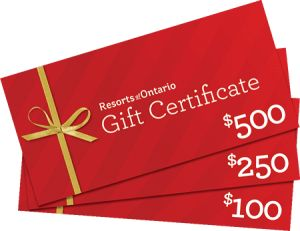 Win A $500 Gift Certificate -
