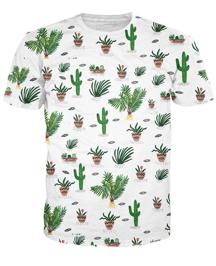 Cactus T-Shirt Kris Tate