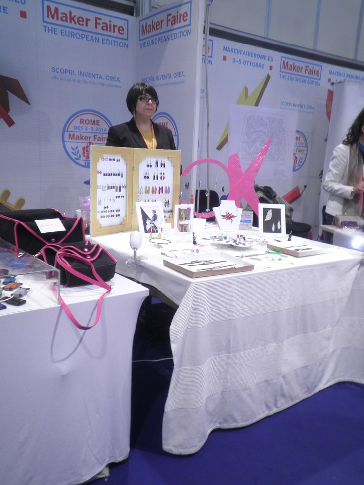 My stand in the show