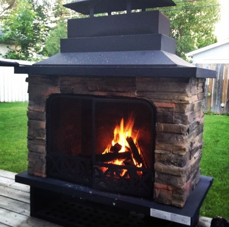 Mcdaniels Kitchen And Bath: Finishing Any Outdoor Living Space With A Fireplace From