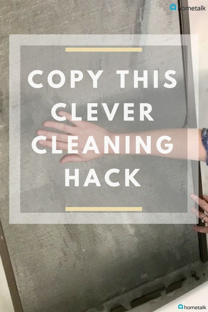 I didn't know I was supposed to clean my window screens. :-0 Everyone should know  this! (This pin is shared as part of the Hometalk Influencer Program and a small commission might be earned.)