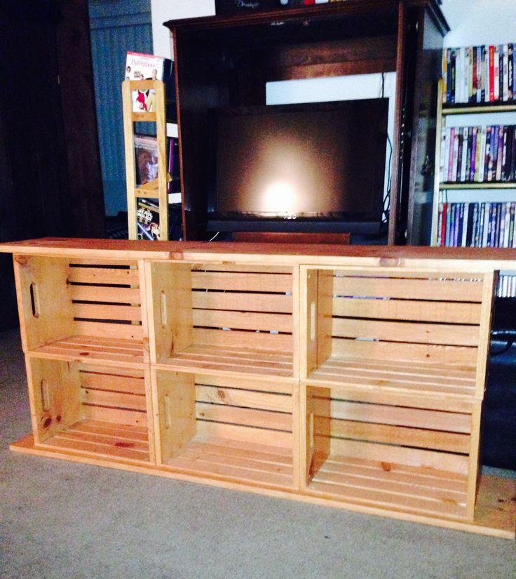 Best 25+ Michaels wood crates ideas on Pinterest   Wooden ...