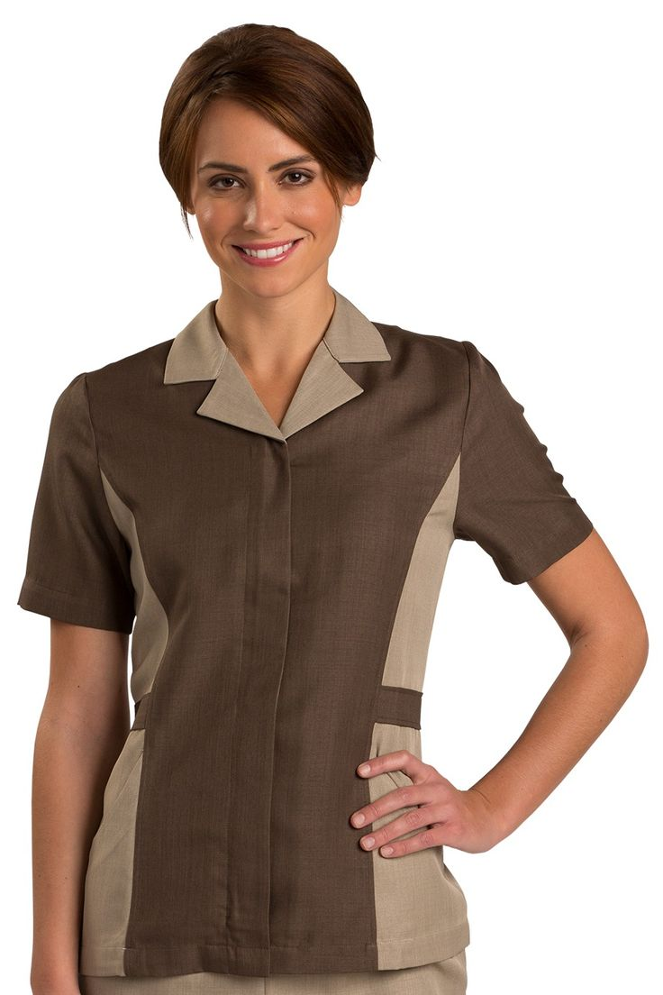58 best spa and housekeeping ideas images on pinterest for Spa housekeeping uniform
