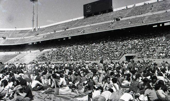 Il 27 giugno di trentasei anni fa Bob Marley era in Italia per uno dei concerti più importanti della sua carriera