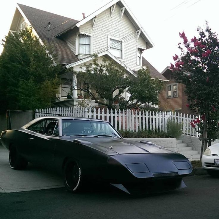 '69 Dodge Daytona Charger