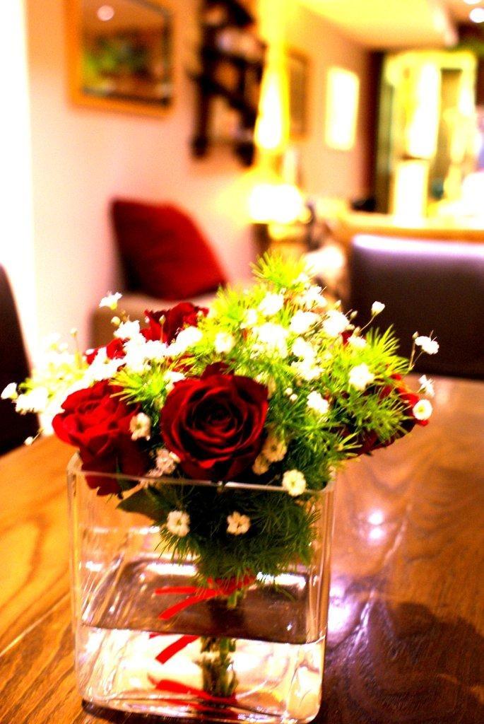 My (Valentine) cafe
