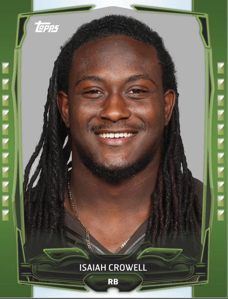 TOPPS-HUDDLE-SAGE-BOOST-AWARD-ISAIAH-CROWELL-CLEVELAND-BROWNS-ONLY-200-EXIST