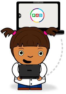 ¿Qué hay en la netbook de provincia? Listado de contenidos audiovisuales y aplicaciones educativas. Programa de alfabetización digital PAD Buenos Aires