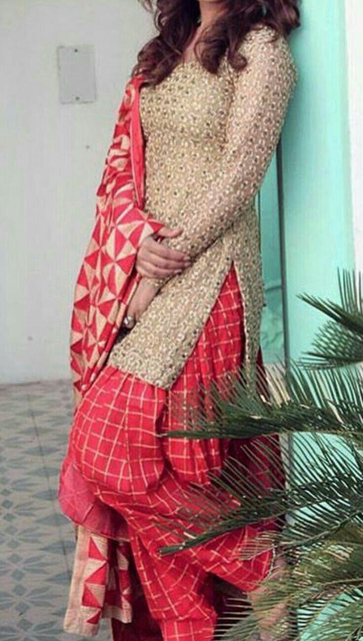 Beautiful Punjabi suit.