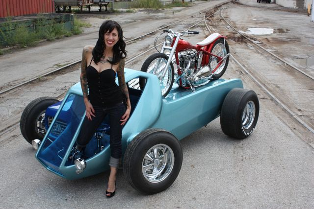 Ed Roth's Megacycle