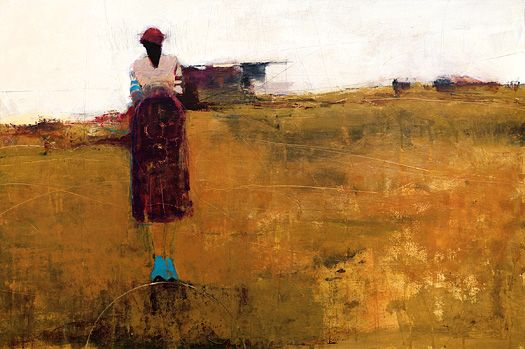 Cathy Hegman, Weight of Balance, Farmer's wife