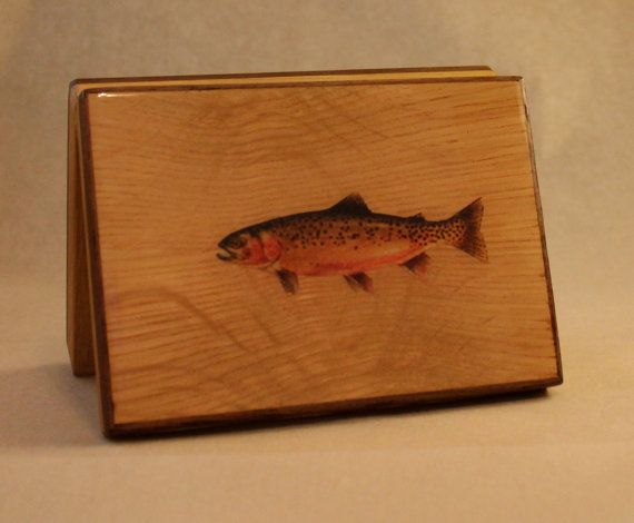 265 best images about fish fly box wooden on pinterest for The fishing fly box