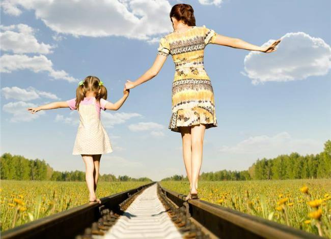 9 πράγματα που θέλω να μάθει η κόρη μου για την αγάπη!