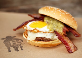 Decatur, GA: Farm Burger - Best Bacon Burgers in the US on Food & Wine