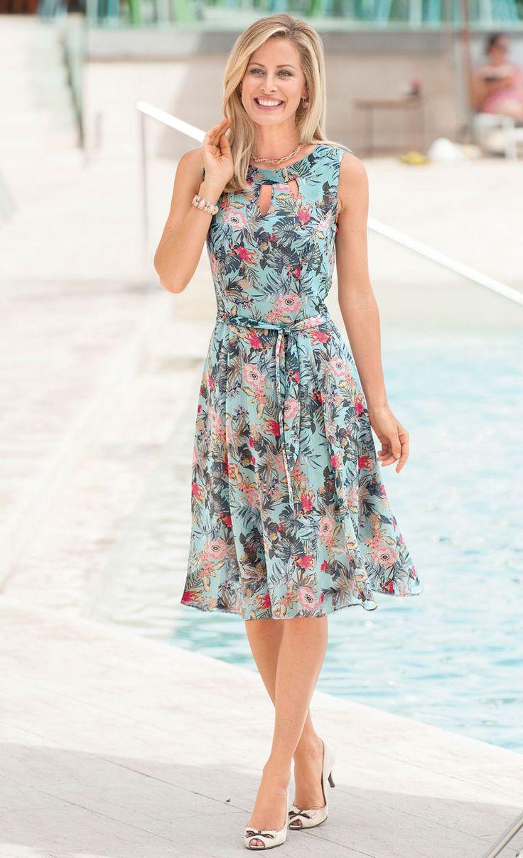 www.afibel.pl ECOSSE - elegancka sukienka na nowy sezon. | Afibel Kolekcja Wiosna/Lato #afibel #modadamska