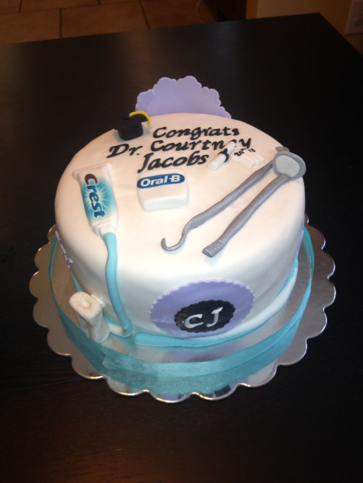 Dentist Cake Devyne Delights By Princess Pinterest
