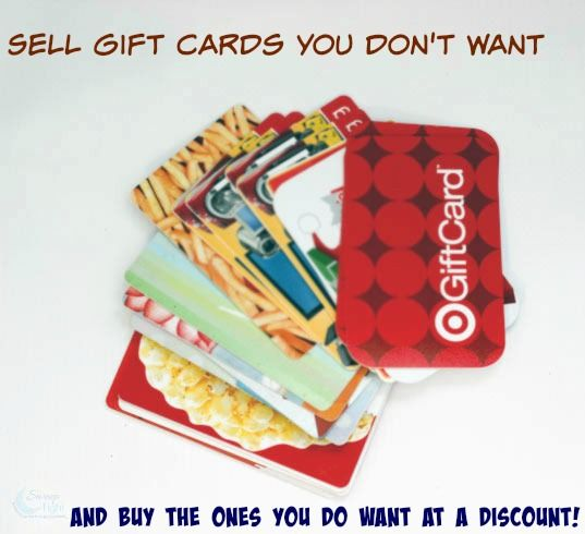 How to Buy Gift Cards Online - And Sell Them, Too! | Frugal ...
