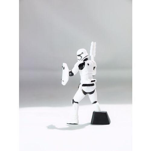 TAKARA TOMY STAR WARS Character GACHA GALAXY DESKTOP FIRST ORDER P2 Stormtrooper