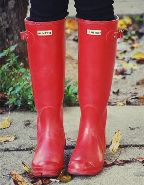 Rainboots! style-inspiration