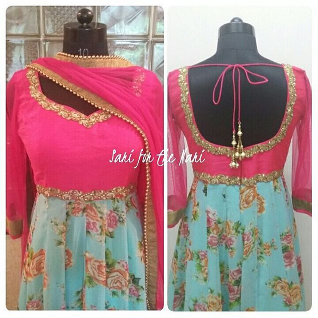 A closer look at this gorgeous piece!  For orders or queries: Email us at sequinandlace@gmail.com or DM us.  #saree #sari #lehenga #anarkali #indianfashion #indianoutfit #indianwear #india #bollywood #indiancouture #traditionalwear #picoftheday #floralanarkali #floralprint #indianweddings #bridal #indianbride #asianwedding #couture #instadaily #ootd #photooftheday #fashion #love #like #instagood #instalike #instalove #igers #trousseau