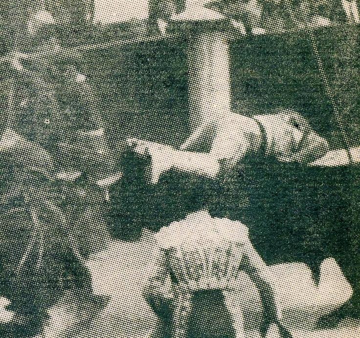 """Tal día como hoy, en 1959, se pintó por primera vez en la plaza de toros de Las Ventas la segunda raya de picadores por iniciativa de Domingo Ortega. Ese mismo día, el toro """"Tontuelo"""" de Sánchez Fabrés tomó siete varas y fue premiado con la vuelta al ruedo"""