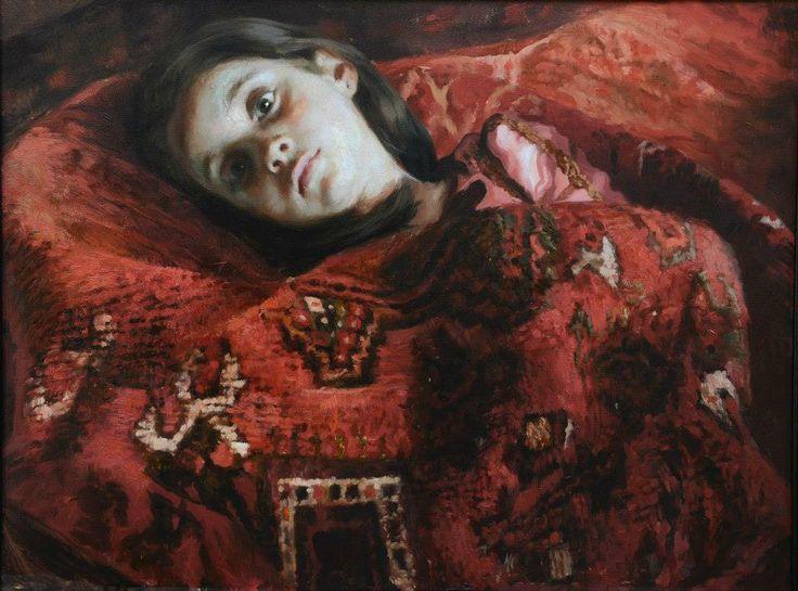 "Guillermo Lorca Garcia Huidobro (Chilean: 1984) - ""Alfonbra"""
