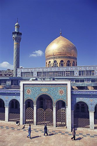 Siria. Saydah Zainab Mosque, Damasco