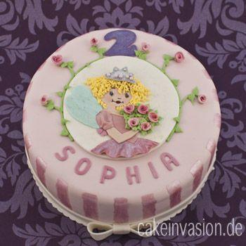 Prinzessin Lillifee Torte Kuchen