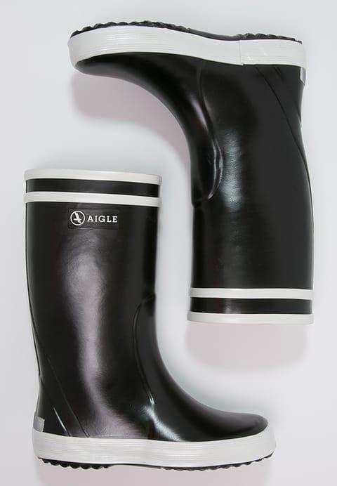 Chaussures Aigle LOLLY POP - Bottes en caoutchouc - noir noir: 29,00 € chez Zalando (au 05/02/17). Livraison et retours gratuits et service client gratuit au 0800 915 207.