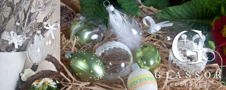 Velikonoční vajíčka | Glassor.cz