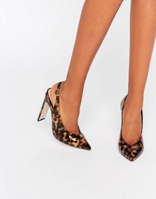 Zapatos de tacón de punta PICCADILLY de ASOS