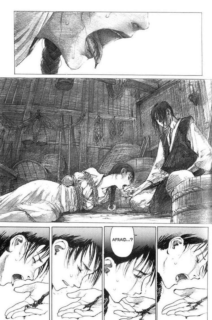 Love for Hiroaki Samura's Blade of the Immortal : Photo