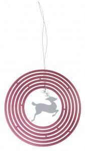 Dekoracja świąteczna Christmas Reindeer - Contento - Cosmo