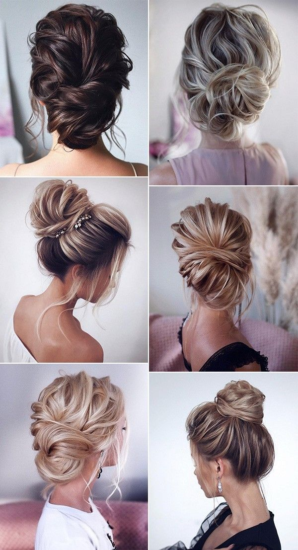 26 Gorgeous Updo Wedding Hairstyles From Tonyastylist Hair Styles Summer Wedding Hairstyles Long Hair Styles
