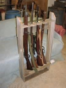 Best 25 Gun Racks Ideas On Pinterest Gun Cabinets Gun