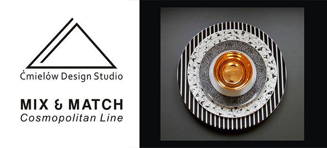 Porcelana MIX&MATCH Cosmopolitan na targach we Frankfurcie