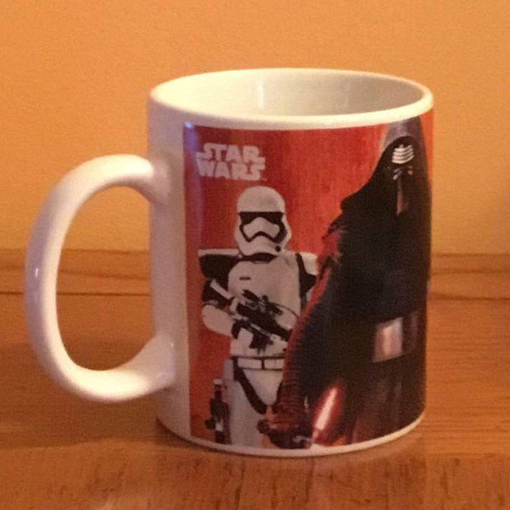 10oz Galerie Star Wars Sci Fi Movie Ceramic Coffee Mug Tea Etsy Mugs Uses For Coffee Grounds Mug Cup