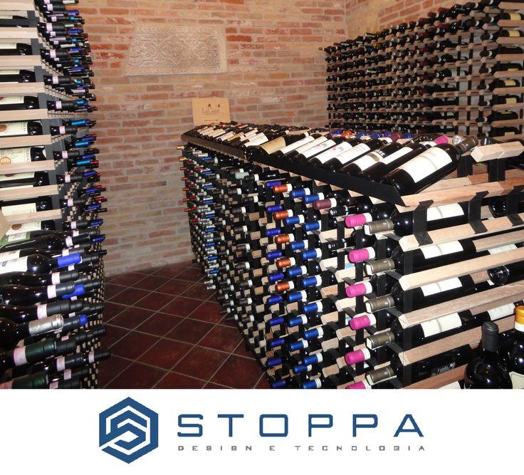 Resort La Madernassa -  Wine Cellar by Stoppa Design e Tecnologia.