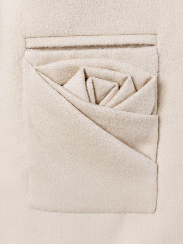 Holly Fulton Однобортное Пальто - Banner - Farfetch.com