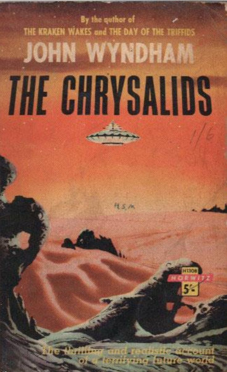 the chrysalids Buy the mass market paperback book the chrysalids by john wyndham at indigoca, canada's largest bookstore + get free shipping.