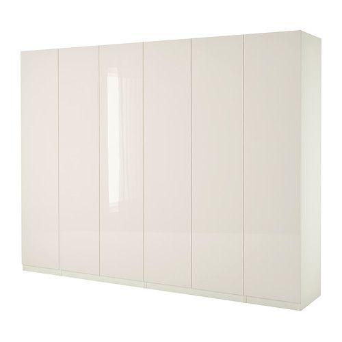 PAX Garderobekast - standaardscharnier - IKEA