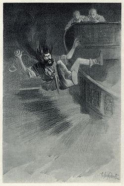 """The Canterville Ghost"" is a popular short story by Oscar Wilde, widely adapted for the screen and stage. It was the first of Wilde's stories to be published, appearing in the magazine The Court and Society Review in February 1887. It was later included in a collection of short stories entitled Lord Arthur Savile's Crime and Other Stories in 1891. Many film and TV productions have been based on the story"