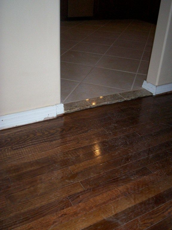 How To Diy A Natural Stone Interior Door Threshold Stone