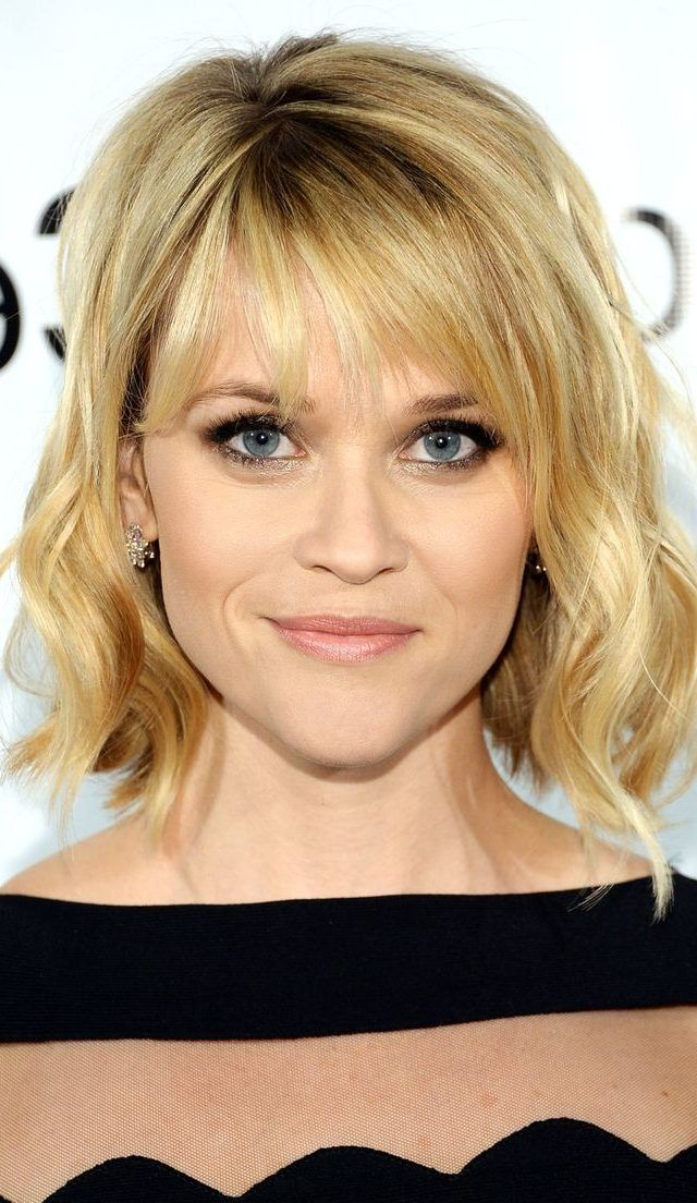 38 Brief Layered Bob Haircuts with Aspect Swept Bangs That Make You Look Youthful