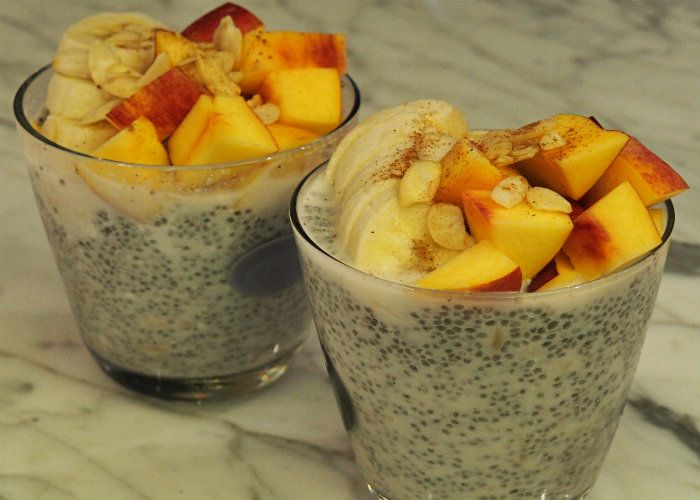 Chia Tohumlu Pudding | Ece Zaim'den Yemek Tarifleri