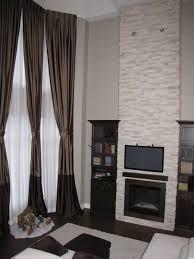 1000 images about d co salon on pinterest foyers for Brique foyer interieur