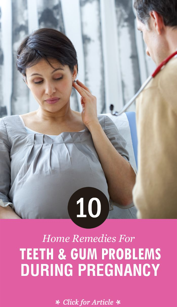 10 Home Remedies For Bleeding Gums During #Pregnancy