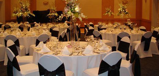 Sea World Wedding Reception Function Room
