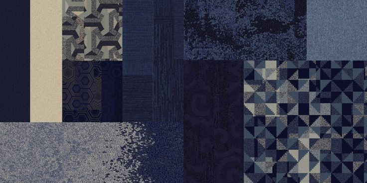 Despite being a cool colour, indigo can add warmth to a space.