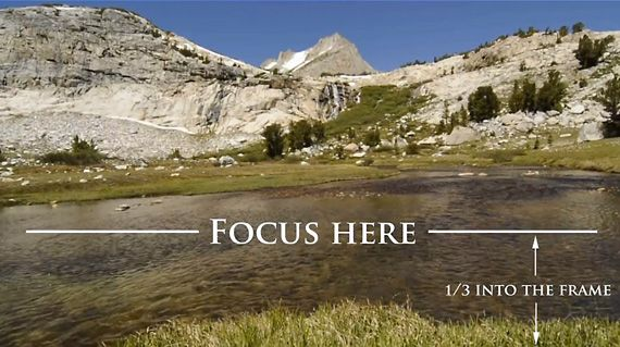 How to Nail Your Focus for Sharp Landscape Photos Every Time - http://thedreamwithinpictures.com/blog/how-to-nail-your-focus-for-sharp-landscape-photos-every-time